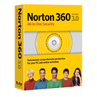 NORTON 360 3.0 1 USER 3 PC ESD