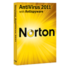 NORTON ANTIVIRUS 2011 SW 1 USER 3 PC ESD