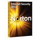 NORTON INTERNET SECURITY 2011 SW 1 USER 3 PC ESD