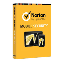 Mobile Antivirus App by Norton™ - 1 yr subscription