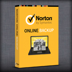 25GB Online Backup from Norton™ - 1 Year Subscription