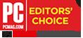 PC magazine editor's choice