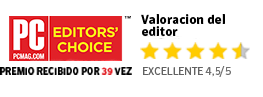 PC Magazine - Editor Choice
