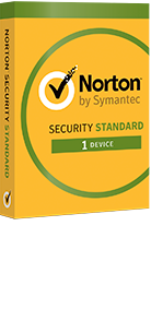 Norton Security Standard - 5 Devices