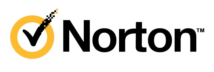 Norton by symantec - logo